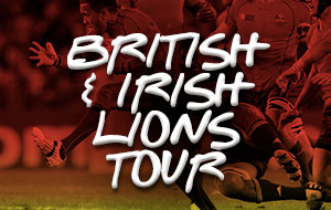 British & Irish Lions Tour Tickets