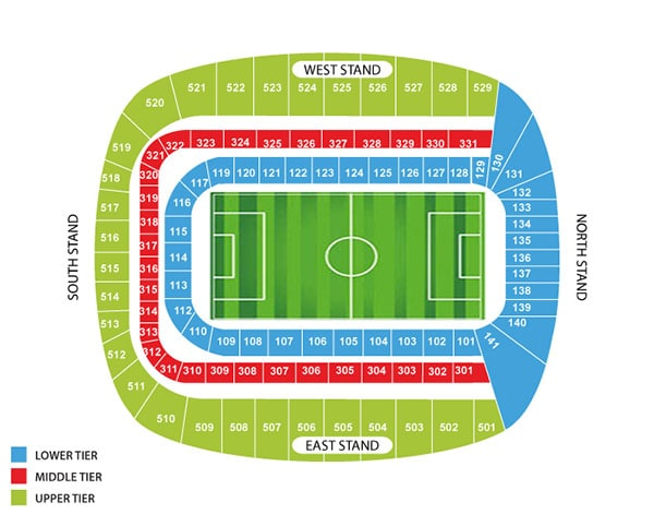 Ireland Vs Wales Tickets World Cup 2018 Qualifiers 24 03