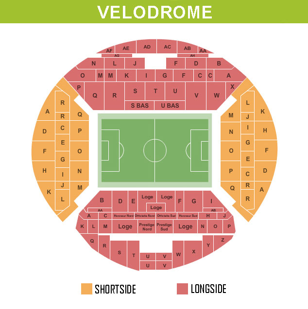 Velodrome Marseille