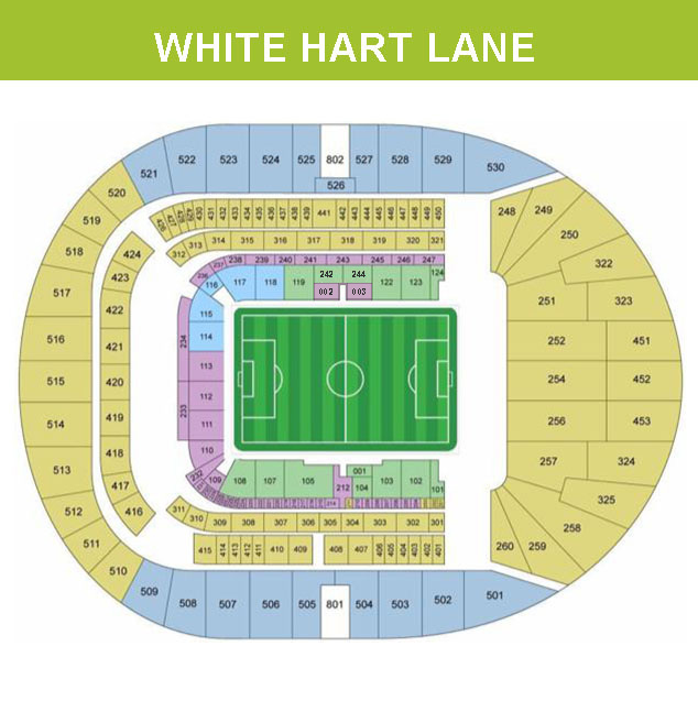 Tottenham Vs Ajax Tickets Away End: Tottenham Vs West Ham Tickets Booking