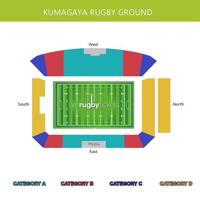 Kumagaya Rugby Ground
