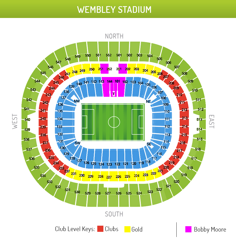 Tottenham Vs Ajax Tickets Away End: Tottenham Hotspur V Arsenal Tickets @ Wembley